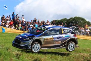Rallye Deutschland: Ford siegt