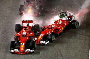 Formel 1: Vettel versus Hamilton