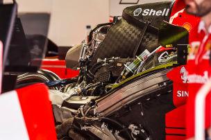 Motor trotz Crash nicht beschädigt
