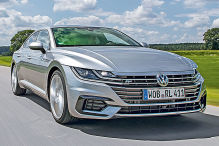 VW Arteon R: Test