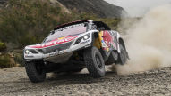 Silk Way Rallye: Despres siegt