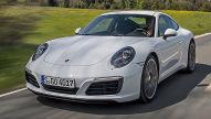 Porsche 911 Carrera: Test