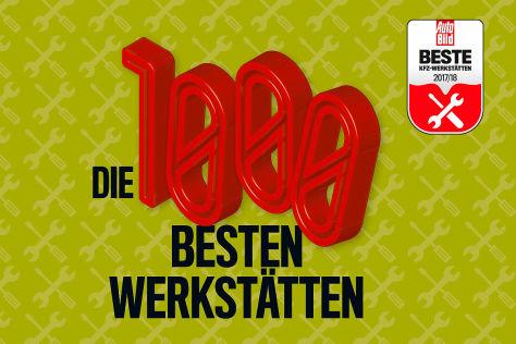 Deutschlands beste Werkstätten