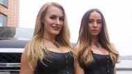 Monster Energy Girls: Grid-Girls in Hamburg