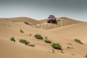 Deutscher bei der Dakar-Generalprobe