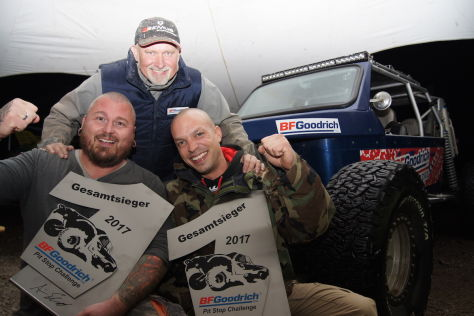 BFGoodrich Baja Pit-Stop Challenge 2017