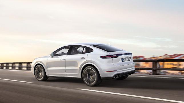 Video Porsche Cayenne Coup 233 2018 Autobild De