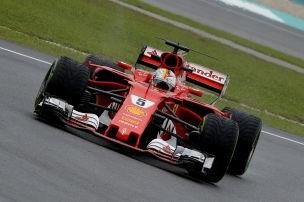 Ferrari-Getriebe gerettet