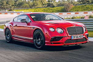 Bentley Continental Supersports: Test