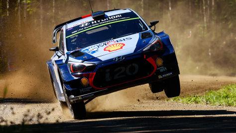 Vorschau Rallye Spanien: