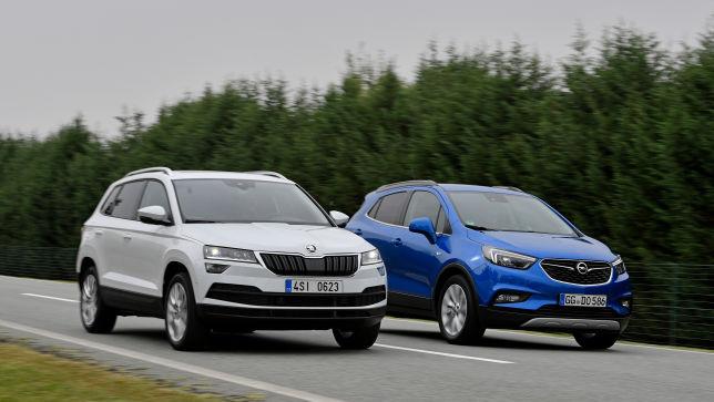Duell der Kompakt-SUV