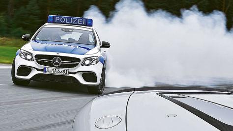 Mercedes-AMG E 63 S: Fahrbericht