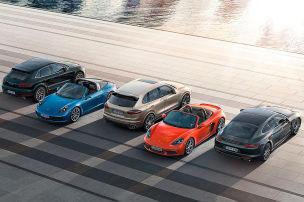 22 Porsche für 3000 Dollar