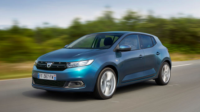 Video Dacia Sandero 2019 Autobild De
