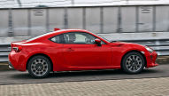 Toyota GT86 Pure: Test