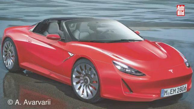 Neues Sport-Cabrio
