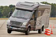 "Hymer ML-T 570 4x4 ""60 Edition"": Test"