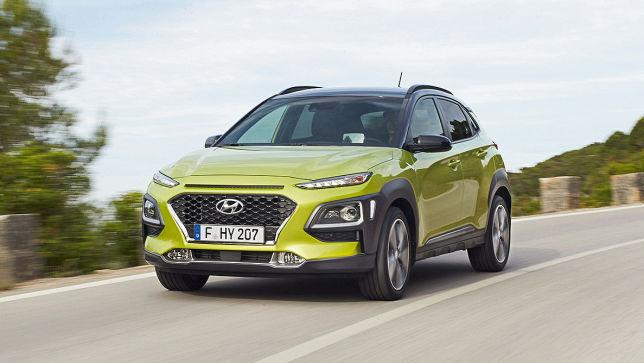 Hyundai's SUV-Nachwuchs