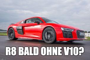 Streicht Audi den V10?