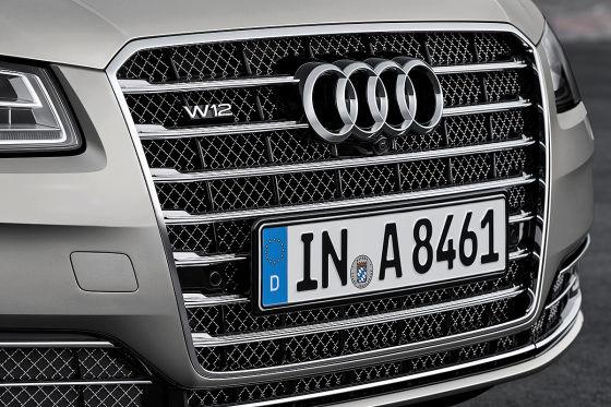 Keine V10 und W12 mehr bei Audi?