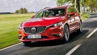 Mazda6 Kombi: Dauertest
