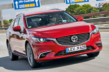 Mazda6 Kombi: 100.000-Kilometer-Dauertest
