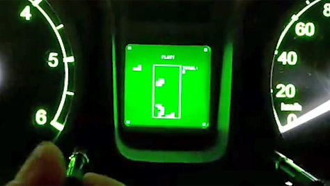GAZelle NEXT: Tetris als Easter Egg