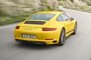 Erste Fahrt: Porsche pur!
