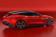 Aston Martin Vanquish Zagato Shooting Brake (2018): Vorstellung