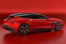 Aston Martin Vanquish Zagato Shooting Brake (2018): Vorstellung