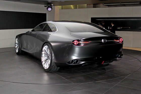 Mazdas Zukunft in Tokyo