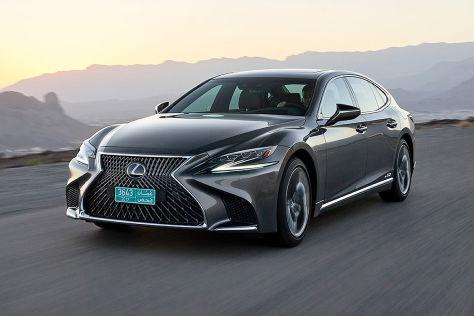 Lexus LS (2018): Test und Infos
