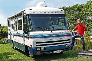 Günstiger US-Camper mit V8