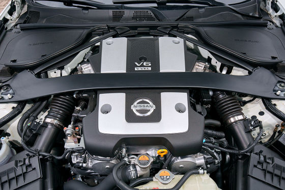 Der 370Z, der kein Nismo sein darf