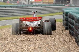 Auch 2007 hätte Hamilton 5. Platz gereicht