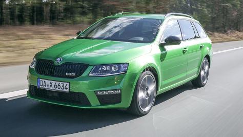 Skoda Octavia RS: 100.000-Kilometer-Dauertest
