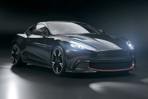 Aston Martin Vanquish S Ultimate (2018): Alle Infos