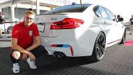 BMW M5 M Performance (2017): Test