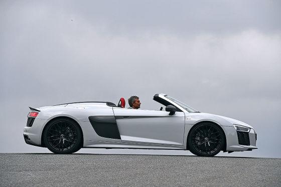 Audi R8 V10 Plus Spyder