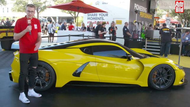 Das schnellste Auto der Welt?