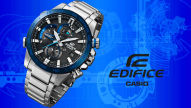 Race Lap Chronograph von Casio EDIFICE
