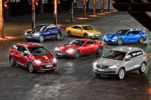 Das sind die besten Autos des Jahres