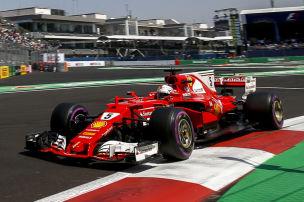Vettel explodiert