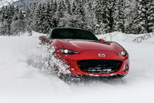 Fahrerlebnis auf Eis & Schnee