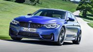 BMW M3 CS (2018): Test