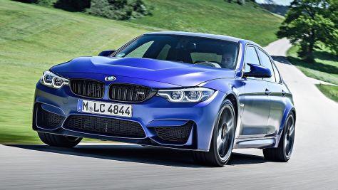 BMW M3 CS (2018): Test