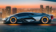 Lamborghini Terzo Millennio Concept (2017): Vorstellung