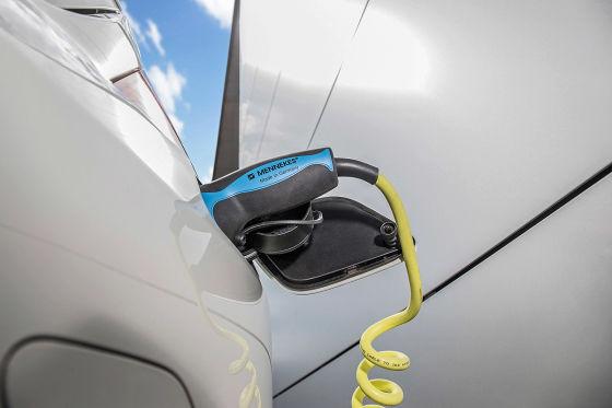 Mercedes einen Diesel als Plug-In-Hybrid