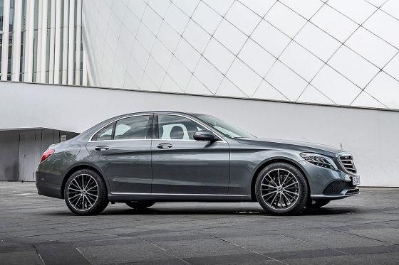 Mercedes frischt die C-Klasse auf