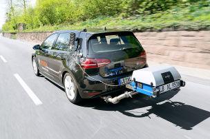 Sauber-Diesel von Bosch